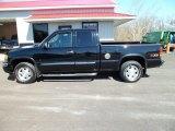 2005 Onyx Black GMC Sierra 1500 Z71 Extended Cab 4x4 #62098518