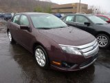 2011 Bordeaux Reserve Metallic Ford Fusion SE #62097831