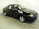2003 Black Ford Escort ZX2 Coupe #62098171