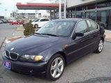 2004 Orient Blue Metallic BMW 3 Series 330xi Sedan #62098145