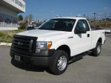 2012 Ford F150 XL Regular Cab 4x4 Data, Info and Specs