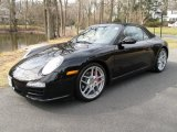 2009 Porsche 911 Carrera S Cabriolet Data, Info and Specs