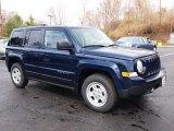 2012 Jeep Patriot True Blue Pearl
