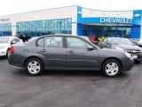 2007 Dark Gray Metallic Chevrolet Malibu LT Sedan #62097724