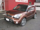 2012 Kia Soul Special Edition Red Rock