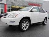 2009 Crystal White Mica Lexus RX 350 #62098034