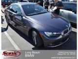 2008 Sparkling Graphite Metallic BMW 3 Series 328i Coupe #62097993