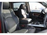2010 Dodge Ram 3500 Laramie Crew Cab 4x4 Dually Dark Slate Interior