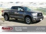 2012 Magnetic Gray Metallic Toyota Tundra TRD Rock Warrior CrewMax 4x4 #62097573