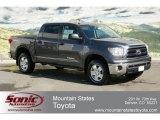 2012 Magnetic Gray Metallic Toyota Tundra SR5 TRD CrewMax 4x4 #62097569