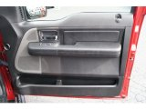 2008 Ford F150 FX2 Sport SuperCab Door Panel