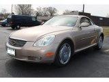2003 Egyptian Sand Pearl Lexus SC 430 #62159214