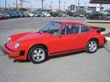 1974 Porsche 911 Coupe Exterior