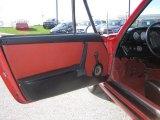 1974 Porsche 911 Coupe Door Panel