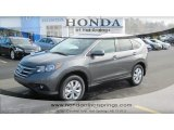 2012 Polished Metal Metallic Honda CR-V EX-L #62159185