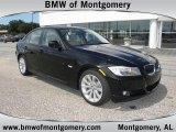 2011 Jet Black BMW 3 Series 328i Sedan #62159171