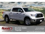 2012 Super White Toyota Tundra SR5 TRD CrewMax 4x4 #62158966