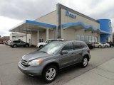 2010 Polished Metal Metallic Honda CR-V EX-L AWD #62159290