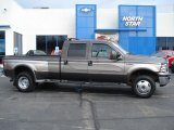 2005 Dark Stone Metallic Ford F350 Super Duty Lariat Crew Cab 4x4 Dually #62159114