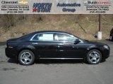 2012 Black Granite Metallic Chevrolet Malibu LT #62159109