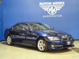 2011 Deep Sea Blue Metallic BMW 3 Series 335i Convertible #62191515