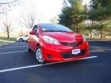 2012 Toyota Yaris LE 3 Door