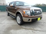 2012 Golden Bronze Metallic Ford F150 King Ranch SuperCrew 4x4 #62194266