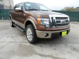 2012 Golden Bronze Metallic Ford F150 King Ranch SuperCrew 4x4 #62194265