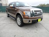 2012 Golden Bronze Metallic Ford F150 King Ranch SuperCrew 4x4 #62194263