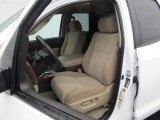 2008 Toyota Tundra SR5 Double Cab 4x4 Beige Interior