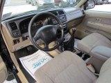 1999 Nissan Frontier Interiors