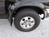 Nissan Frontier 1999 Wheels and Tires