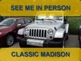 2011 Bright Silver Metallic Jeep Wrangler Sahara 4x4 #62194464