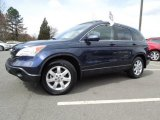 2008 Royal Blue Pearl Honda CR-V EX-L #62194457