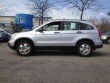 2009 Alabaster Silver Metallic Honda CR-V LX 4WD #62194689