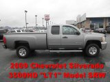 2008 Chevrolet Silverado 3500HD LT Extended Cab Data, Info and Specs