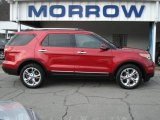 2011 Red Candy Metallic Ford Explorer Limited 4WD #62194168