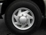 2008 Ford E Series Van E350 Super Duty XLT Passenger Wheel