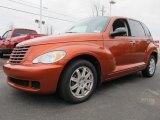 2007 Chrysler PT Cruiser Tangerine Pearl