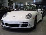 2012 Carrara White Porsche 911 Turbo S Coupe #62194140