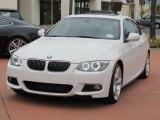 2012 Alpine White BMW 3 Series 335i Coupe #62194133