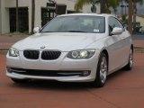 2012 Mineral White Metallic BMW 3 Series 335i Coupe #62194132