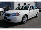 2007 White Chevrolet Malibu LT Sedan #62194124