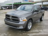2012 Mineral Gray Metallic Dodge Ram 1500 Express Crew Cab #62194402