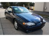 2000 Navy Blue Metallic Chevrolet Monte Carlo SS #62194617
