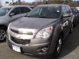 2012 Graystone Metallic Chevrolet Equinox LT AWD #62194076
