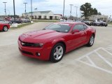 2010 Red Jewel Tintcoat Chevrolet Camaro LT/RS Coupe #62194374