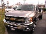 2012 Chevrolet Silverado 3500HD LT Crew Cab Dually Data, Info and Specs