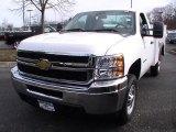 2012 Chevrolet Silverado 2500HD Work Truck Regular Cab 4x4 Commercial Data, Info and Specs
