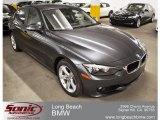 2012 Mineral Grey Metallic BMW 3 Series 328i Sedan #62194285